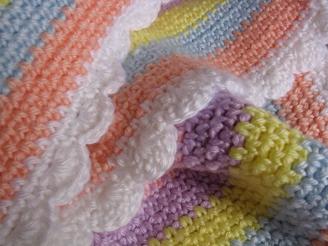 Crocheting Edges On Baby Blankets : Recent Photos The Commons 20under20 Galleries World Map App Garden ...