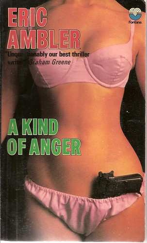 1970s Fontana paperback edition of A Kind of Anger
