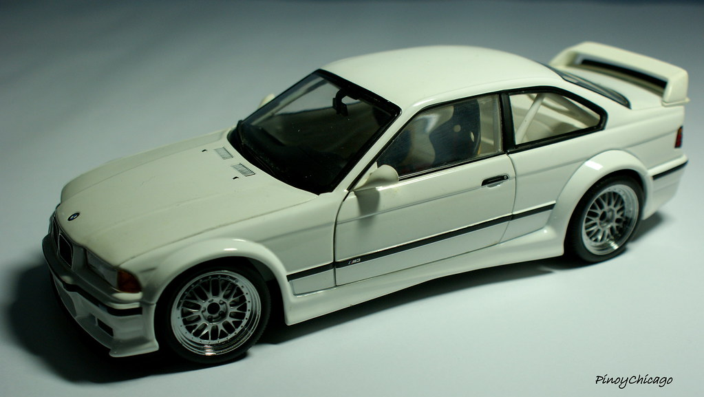 Bmw M3 1 18 Diecast Bmw E36 M3 Coupe By Autoart Allan Flickr
