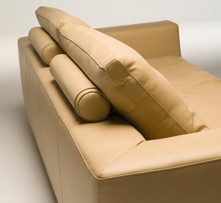 Schienale divano moderno casablanca particolare divano for Divano particolare