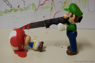 Video Game Violence (55 / 365) | by somegeekintn