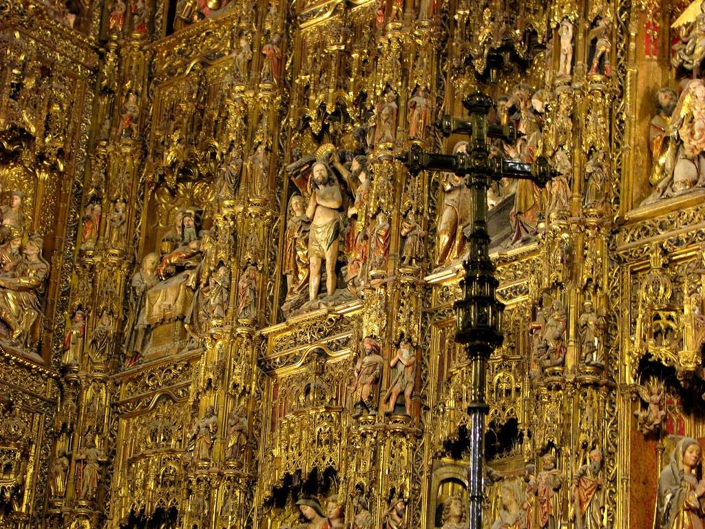 gilded church world