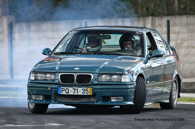 Bmw E36 Sedan Drift Day Funpark F 225 Tima Gon 231 Alo Reis