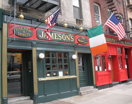 The Irish Times Pub And Restaurant