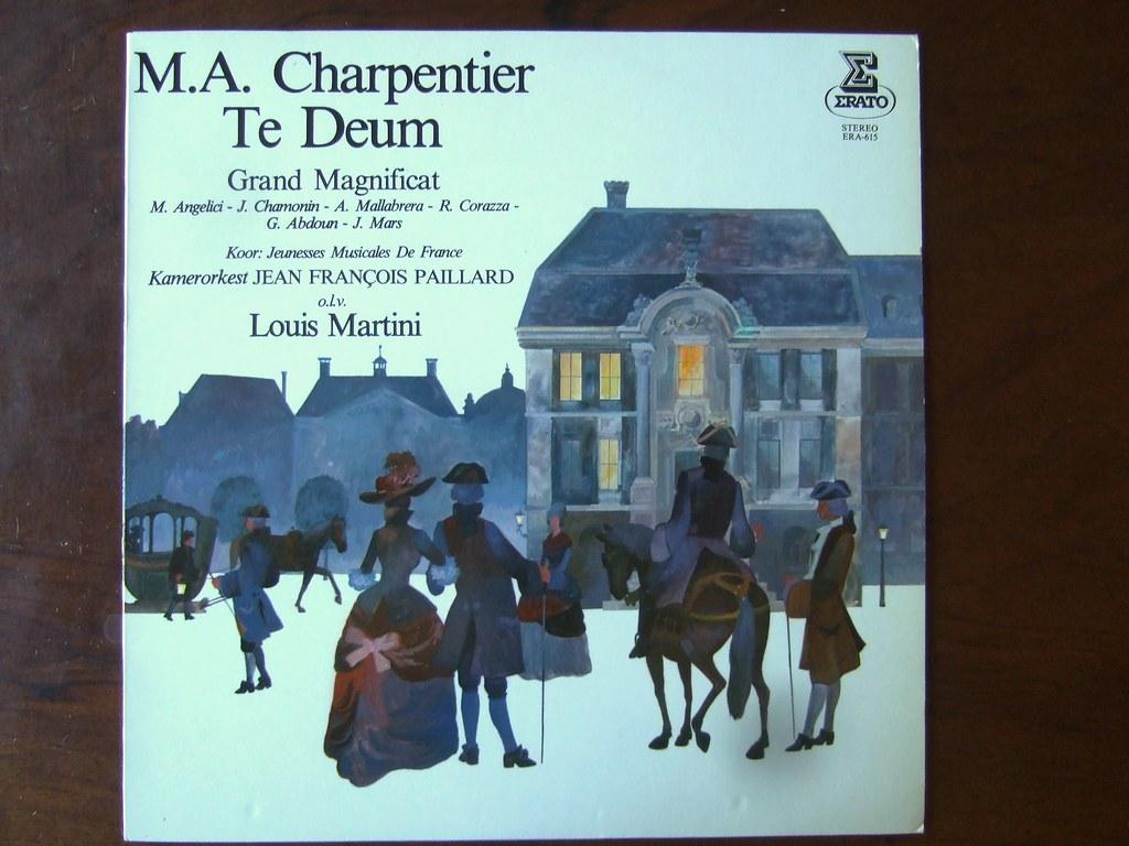 Charpentier te deum grand magnificat paillard chamber for Chamber l orchestre de chambre noir