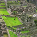 Peru - Machu Picchu - Mauern im satten Grün - 376