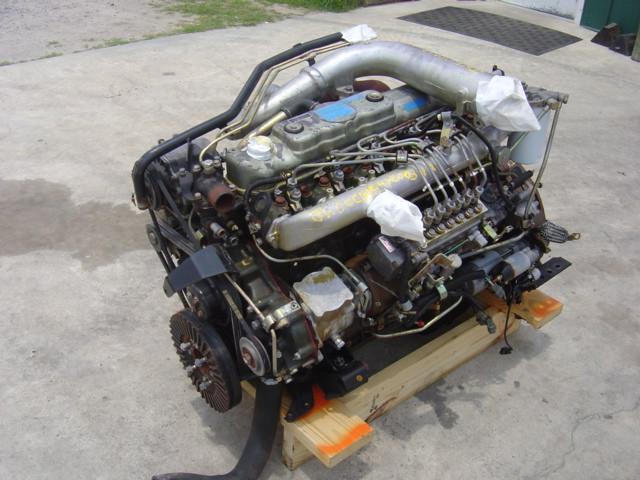 mitsubishi fuso fe diesel engine     flickr