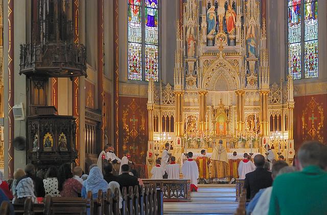 Saint Francis De Sales Oratory In Saint Louis Missouri