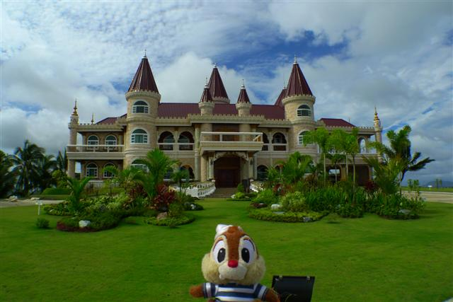 Traveling Toys Dinagat Island A Castle Built At The