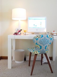 Temporary Workspace Until I Move | by decor8