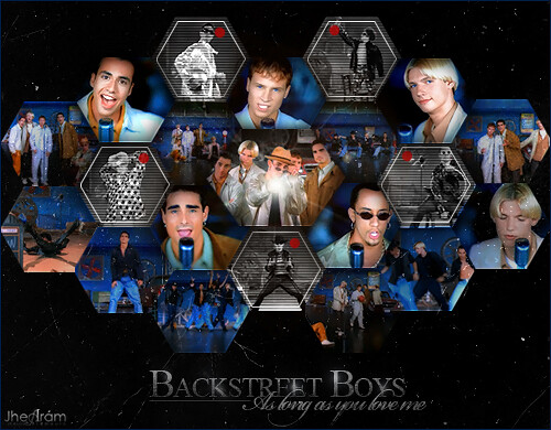 Backstreet Boys - As Long As You Love Me Lyrics | MetroLyrics