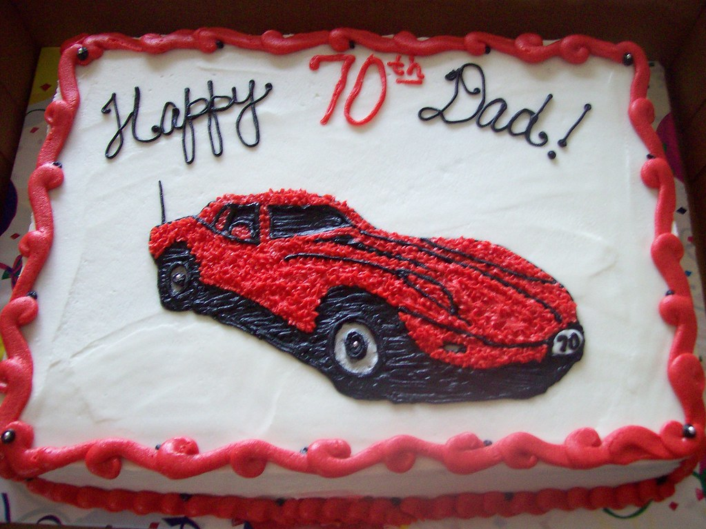 Image Result For Happy Birthday Car Cake