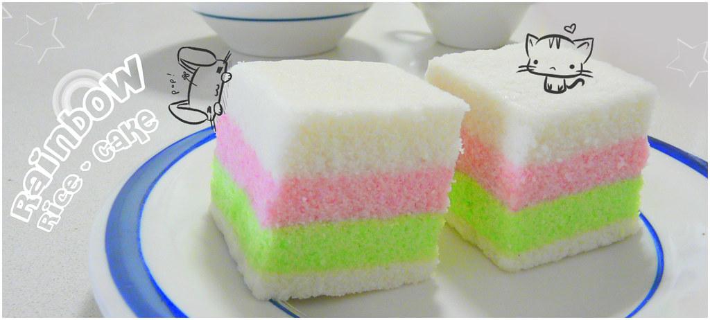 Korean Rice Cake For Birthday