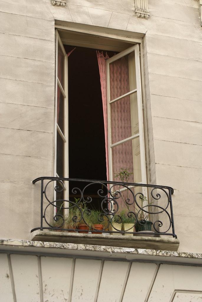 French Balcony Rue Saint Andr 233 Des Arts Ingrid Jansen
