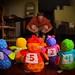 363.365 - Human bowling ball