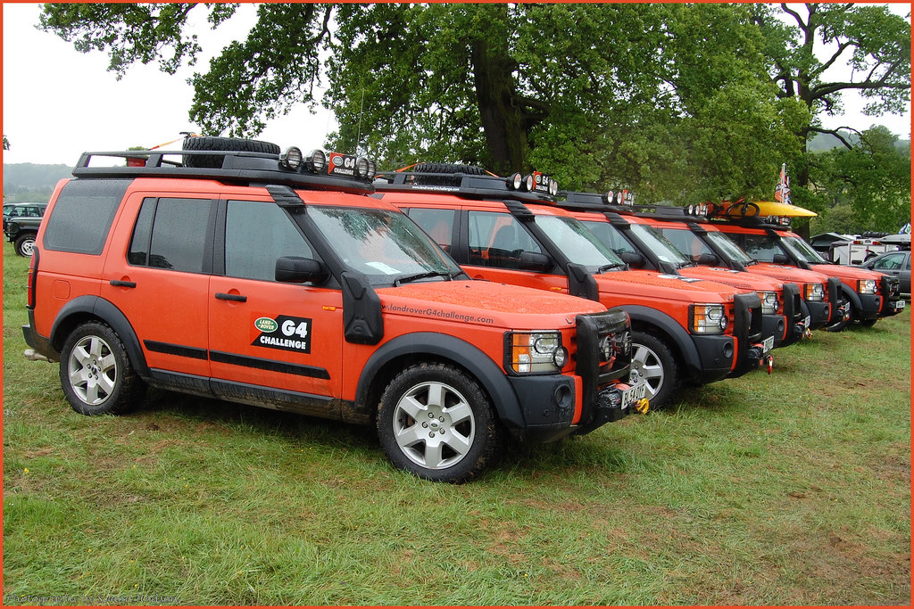 Land Rover Discovery G4 More G4 S Than You Can Shake A