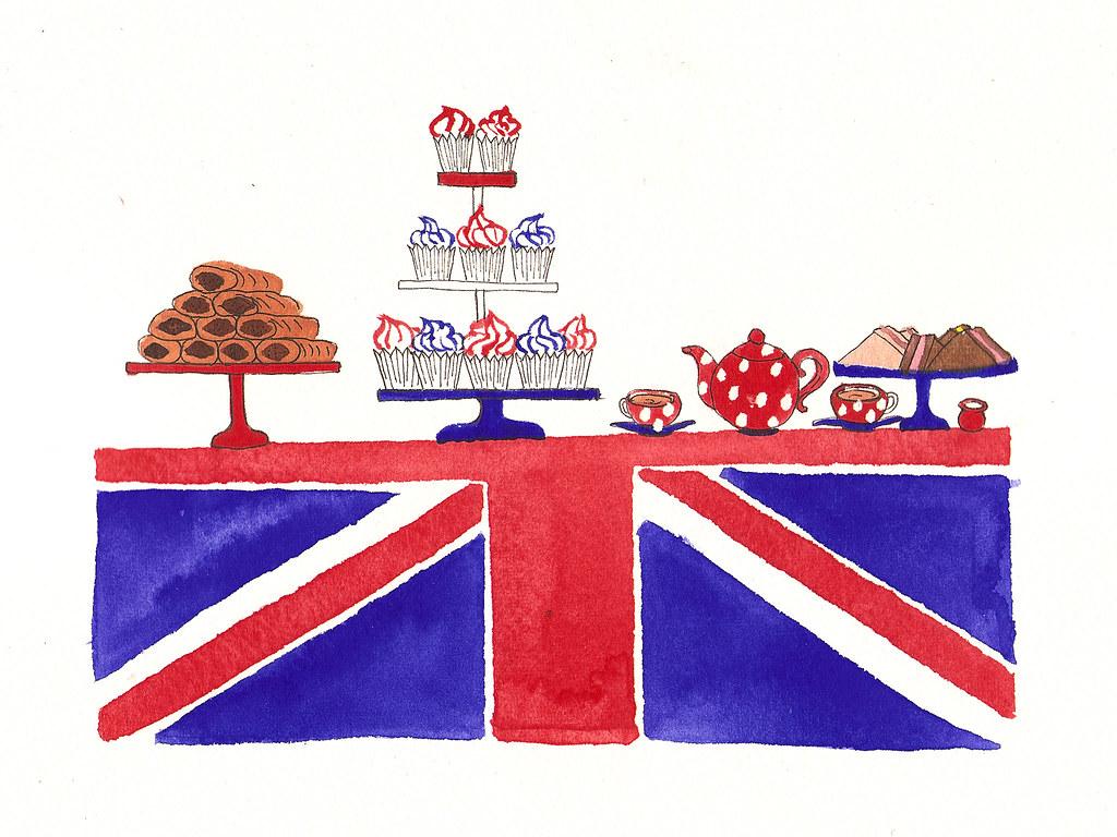 Free Hand Cake Painting