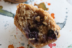 Oatmeal Blueberry | by joy the baker