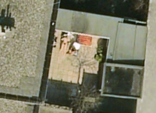 Google earth nude spotting are