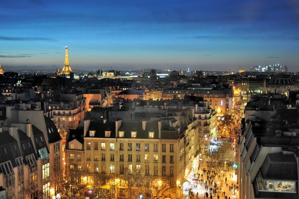 Caf Ef Bf Bd Bd Paris