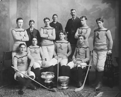 Shamrock hockey team, Montreal, QC, 1899 | by Musée McCord Museum