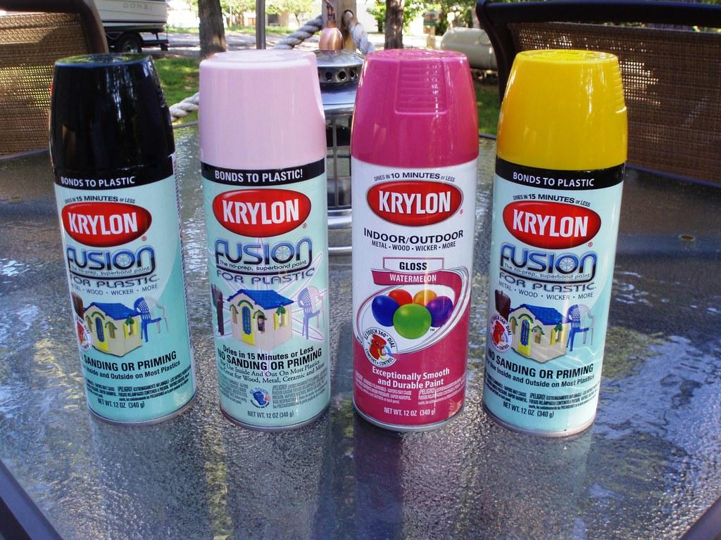 Black Gloss Spray Paint Home Depot