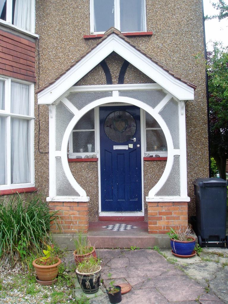 Front Porches Uk