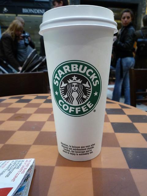 Starbucks Venti Travel Mugs