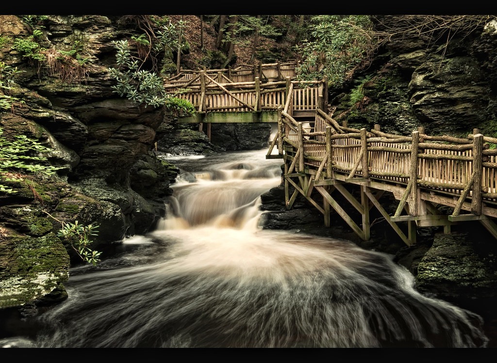 Bushkill Falls, PA | M...