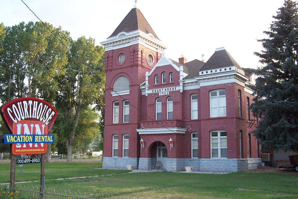 Courthouse Inn Old Piute County Courthouse Junction