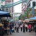 Chinese Market In Kuala Lumpur