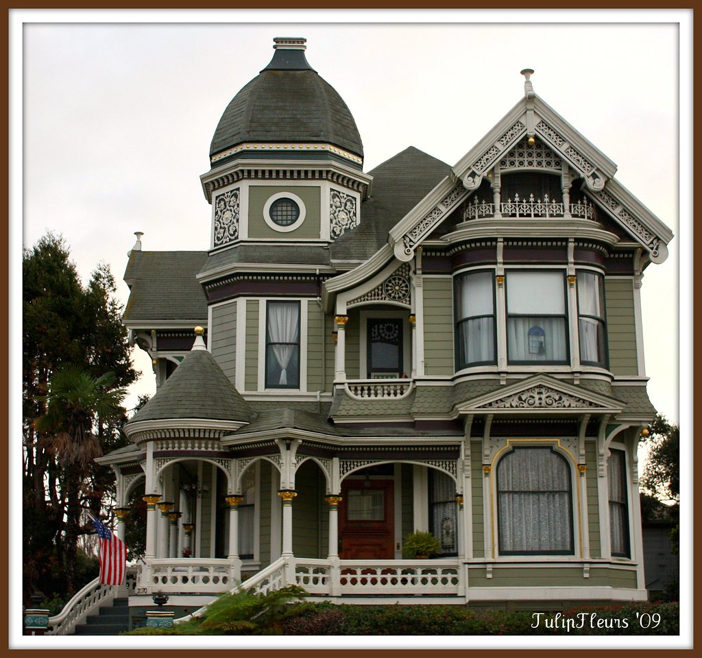 One of alameda 39 s victorian era architecture i 39 ve for Victorian era windows