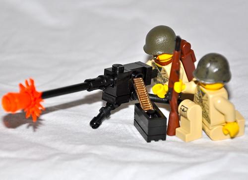 Лего видео как сделать пушку