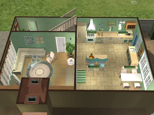 Excellent The Sims 2 House Plans Ideas - Best inspiration home ...