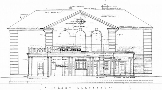 Front Elevation Definition Theatre : Front elevation of a theater joy studio design gallery
