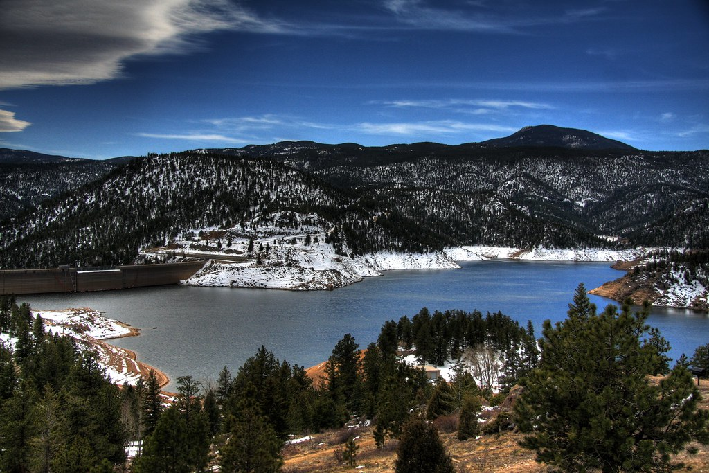 Pictures Of Colorado >> Gross Reservoir   The Gross Reservoir in Colorado.   Will ...