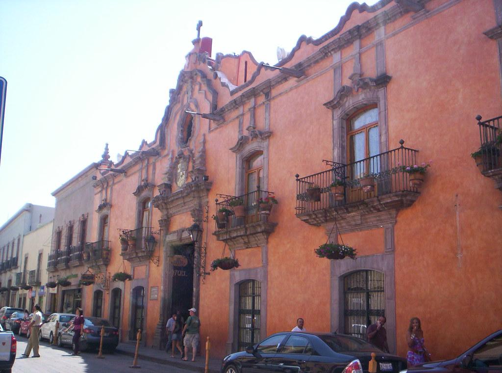 La casa de la marquesa santiago de quer taro m xico flickr for Ciudad santiago villas