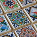 Delft Tile Cookies