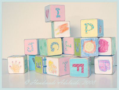 new baby craft ideas baby shower craft ideas blocks one of my favorite 5026