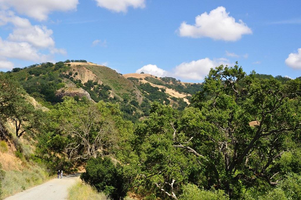 Sunol Regional Wilderness Trail To Little Yosemite Flickr