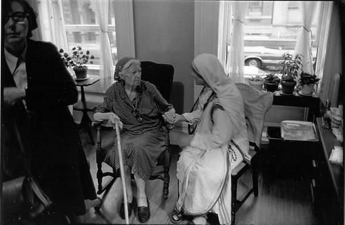 Dorothy Day and Mother Teresa | by On Being