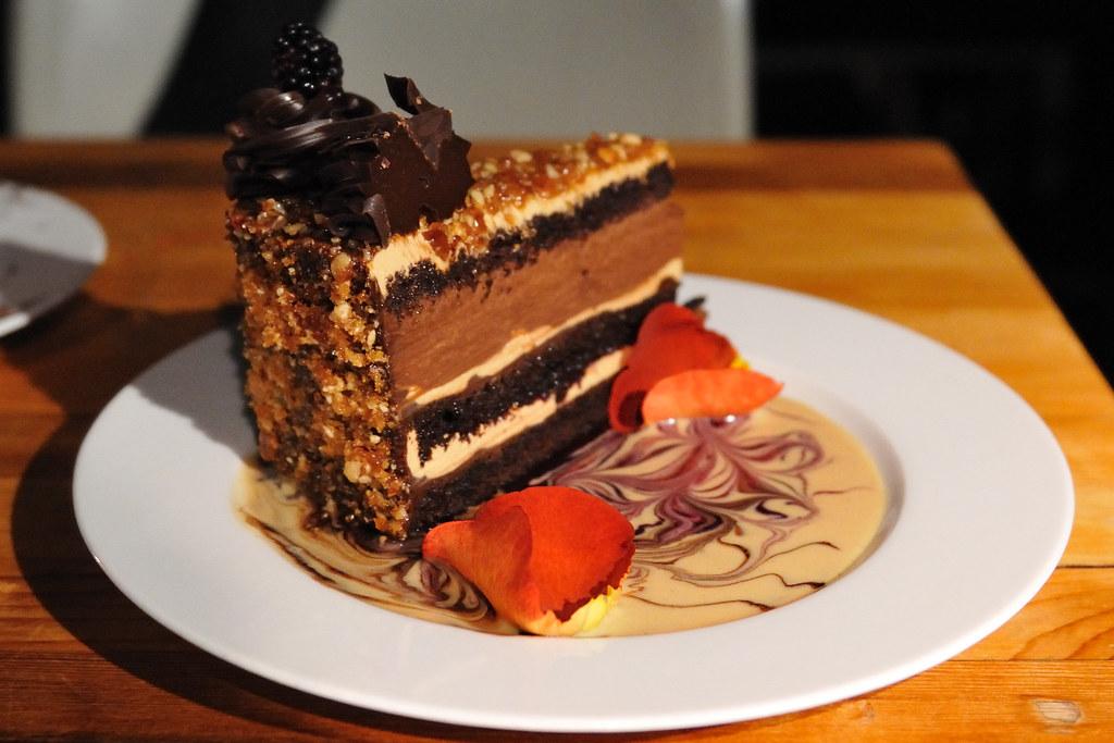 Gianduia Cake Extraordinary Desserts Www Yelp Com Biz