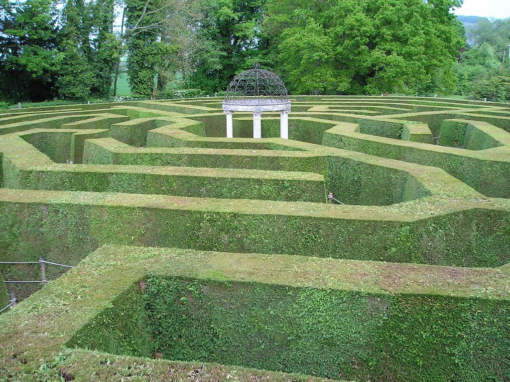 Jubilee Maze Symonds Yat West Herefordshire Greentool Flickr