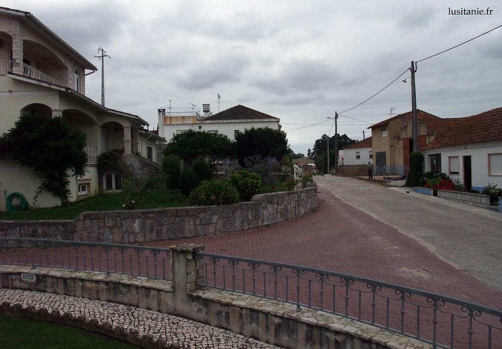 Route de village