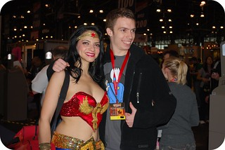 superwoman at ComicCon | by PilotGirl