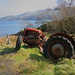 Old tractor on Kerrera