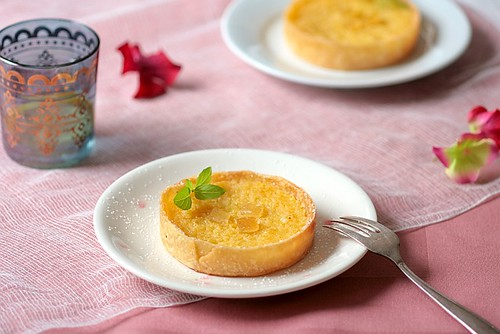 Lemon Tartelettes - Late Afternoon | by tartelette