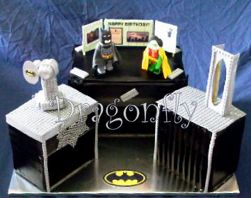 Permalink to Cake Batman Lego