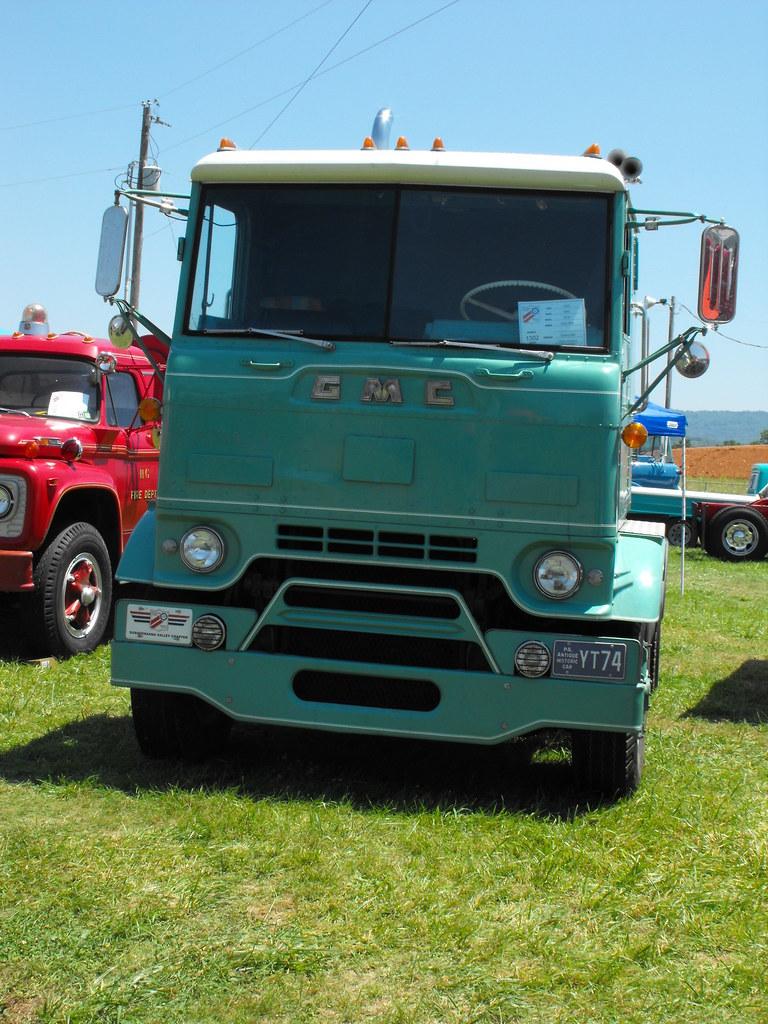 Gmc Crackerbox Aths Truck Show Huntsville Al Bob