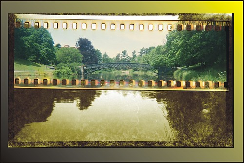 The Agfa Bridge over Ansco Lake | by chuckthewriter